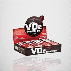 VO2 Protein Bar - IntegralMedica - Chocolate - 12 Unidades