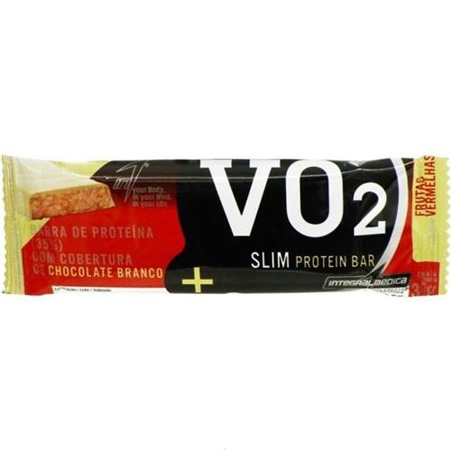 VO2 Slim Bar (12unid-30g) IntegralMedica