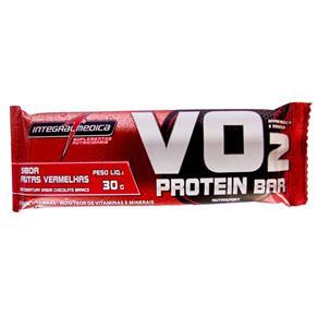 VO2 Slim Protein Bar Integralmédica Chocolate com Coco - 1 Barra