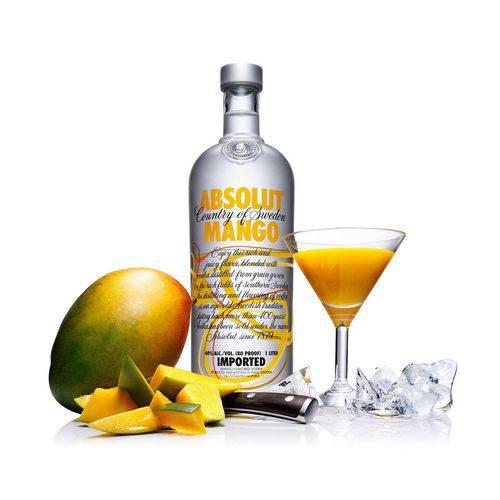 Tudo sobre 'Vodka Absolut Mango'