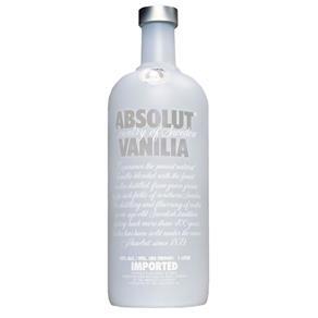 Vodka Absolut Vanilia 1L 060108