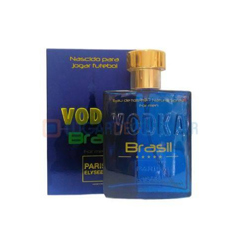Vodka Brasil Blue