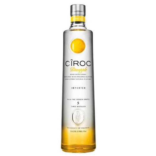 Vodka Ciroc 750ml Pineapple
