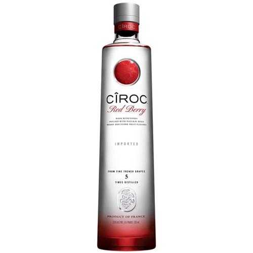 Vodka Ciroc 750ml Red Berry