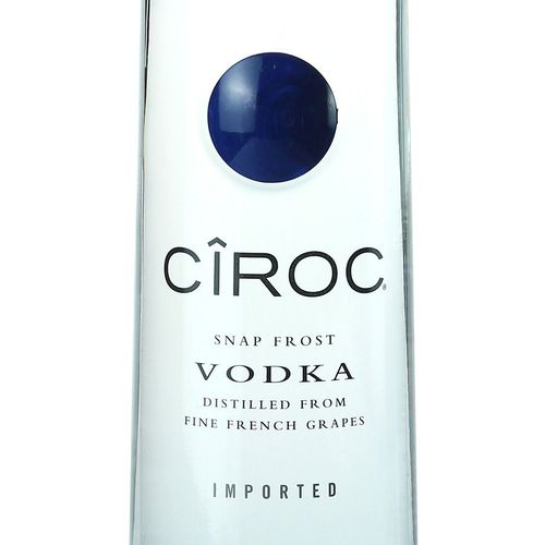 Vodka Ciroc 750ml