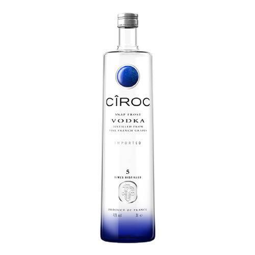 Tudo sobre 'Vodka Cîroc 3L'