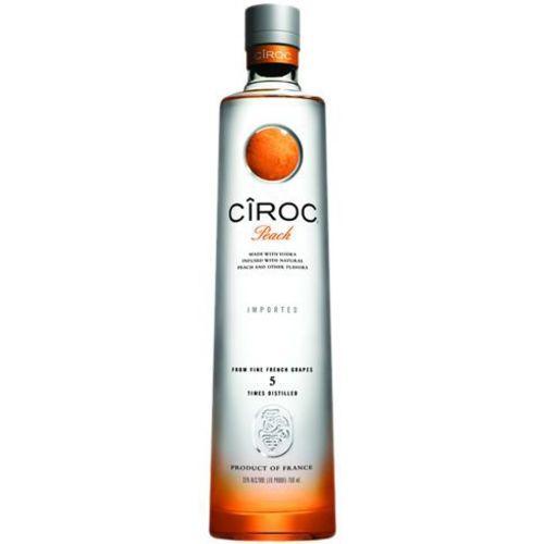 Vodka Ciroc Peach 750ml