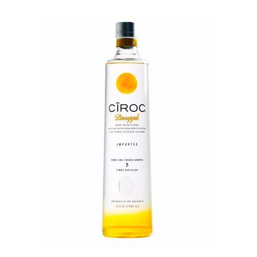 Vodka Ciroc Pineapple 750ml