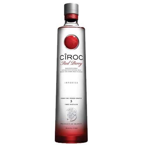 Vodka Ciroc Red Berry (750ml)