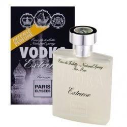 Vodka Extreme Paris Elysees Perfume Masculino 100 Ml