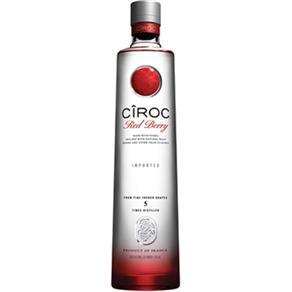 Vodka Importada Red Berry 750Ml - Ciroc - Smirnoff