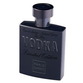 Vodka Limited Edition Eau de Toilette Paris Elysees - Perfume Masculino - 100ml - 100ml