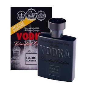 Vodka Limited Edition Paris Elysees Eau de Toilette Perfumes Masculino - 100ml