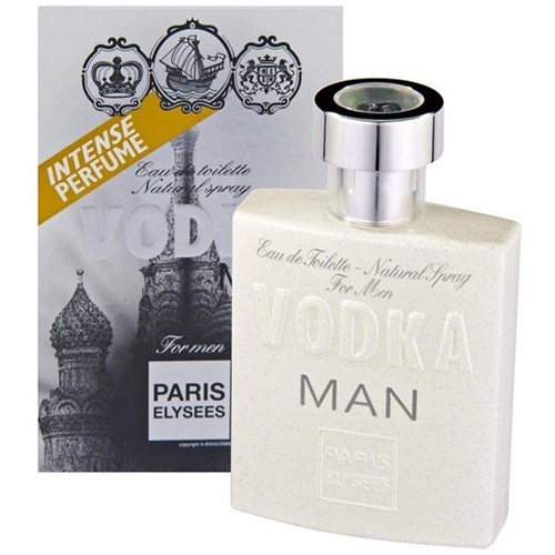 Vodka Man Eau de Toilette 100ml