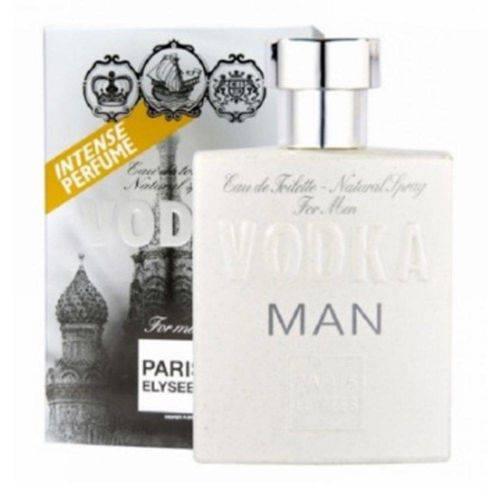 Tudo sobre 'Vodka Man - Paris Elysses - 100 Ml'