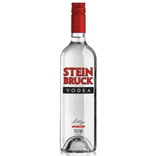 Vodka Steinbruck Garrafa 750 Ml