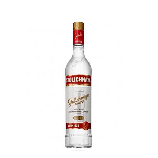 Tudo sobre 'Vodka Stolichnaya 750ml'