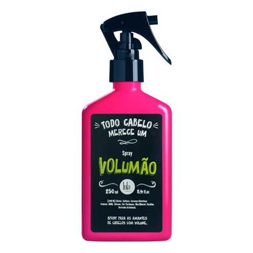 Volumão Spray 250ml - Lola Cosmetics