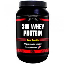 3W Whey Protein - 900G - Nitech Nutrition