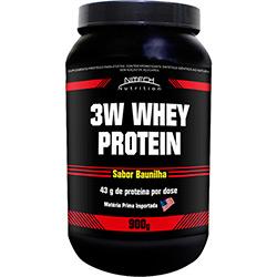 3W Whey Protein 900g - Nitech Nutrition