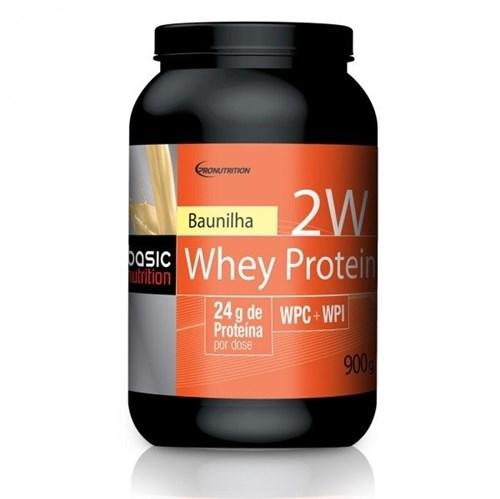 Tudo sobre '2w Whey Protein - Baunilha'