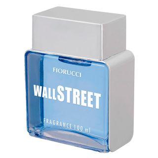 Wall Street Fiorucci- Perfume Masculino - Deo Colônia 100Ml