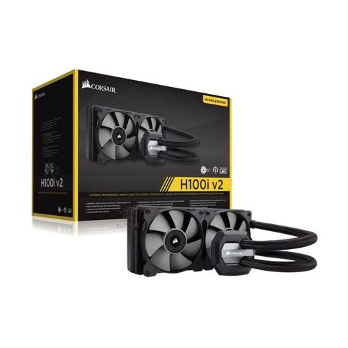 Water Cooler Corsair H100i V2 Alta Performance Radiador 240mm