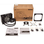 Water Cooler Corsair Hydro Series H45 120mm Cw-9060028-ww - 25176