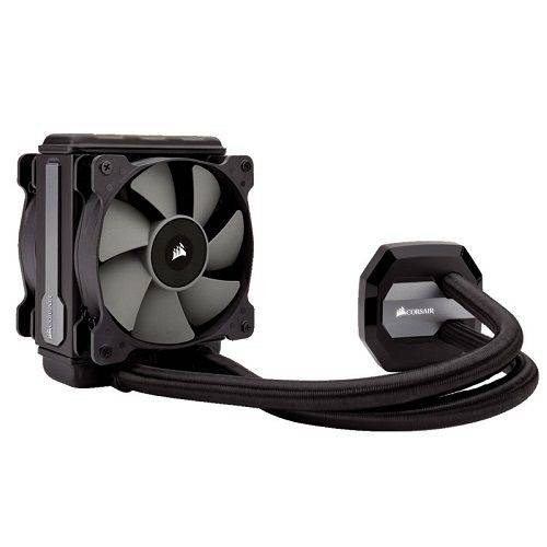 Watercooler H80I V2 HYDRO Series 2 Ventiladores 120MM e Radiador 120MM Corsair CW-9060042-WW