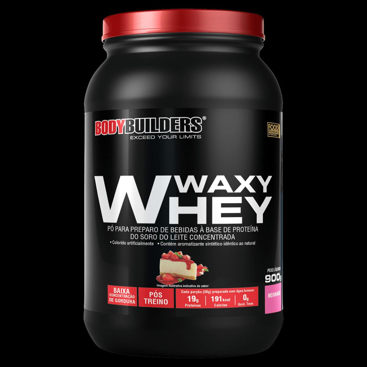 Tudo sobre 'Waxi Whey (900G) BodyBuilders'