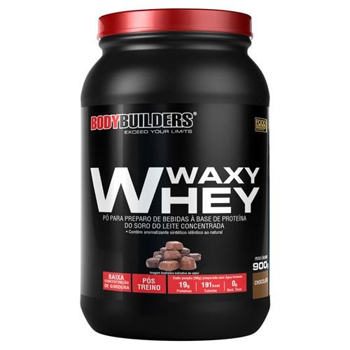 Waxy Whey Bodybuilders Chocolate 900G
