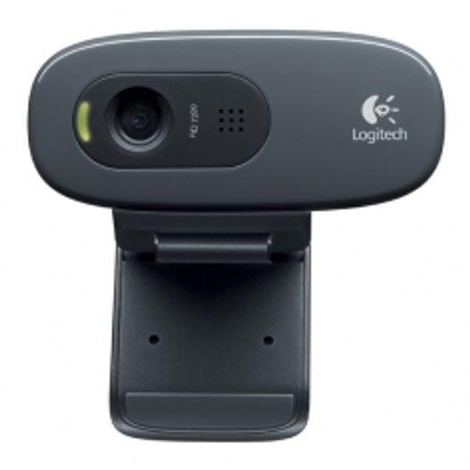 Tudo sobre 'Webcam Hd Pro C270 - Logitech'