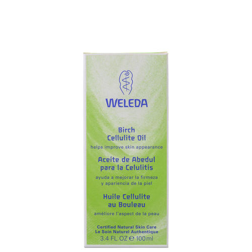 Weleda Betúla - Óleo para Celulite 100ml