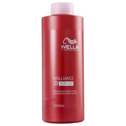 Wella Brilliance Shampoo 1000ml