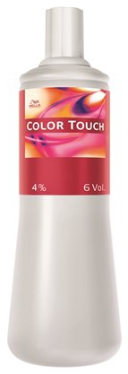 Wella Color Touch Emulsão 4 1000ml