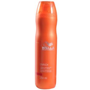 Wella Professionals Enrich Shampoo - 250 Ml