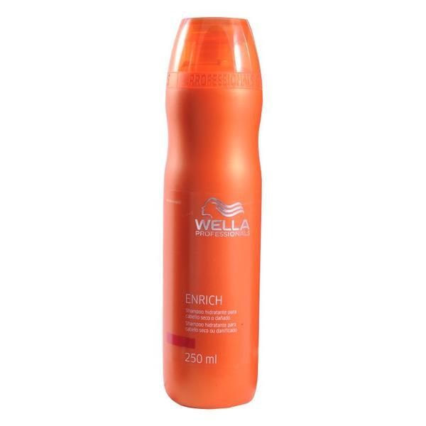 Wella Professionals Enrich Shampoo 250 Ml