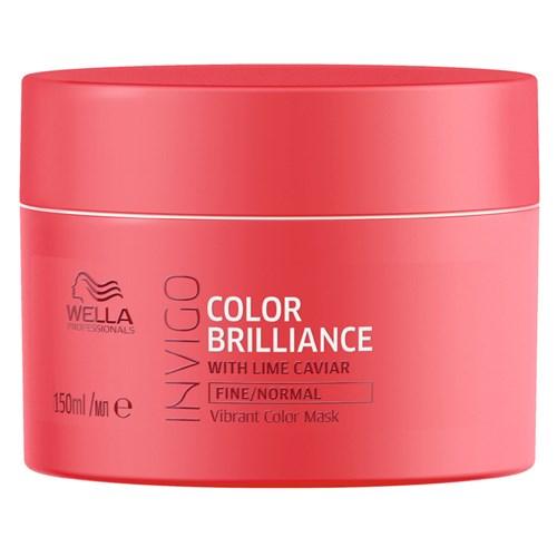 Wella Professionals Invigo Color Brilliance - Máscara 150Ml