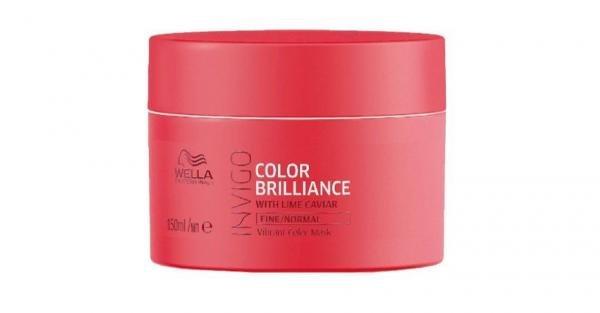 Wella Invigo Color Brilliance Máscara 150ml