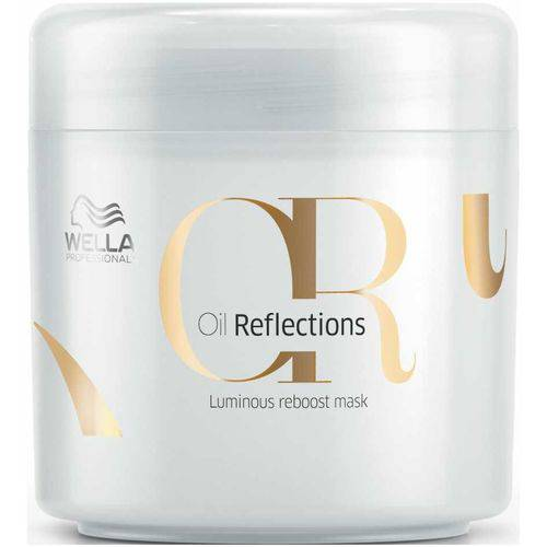 Wella Professionals Oil Reflections Luminous Reboost Mask – Máscara 150