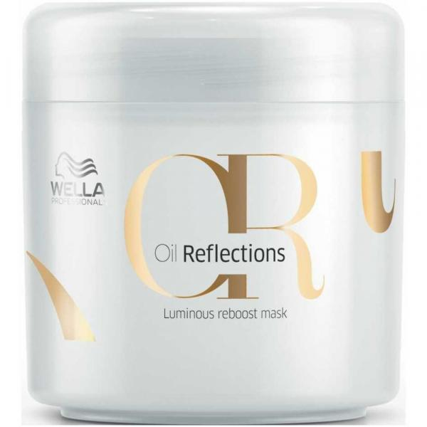 Wella Professionals Oil Reflections Luminous Reboost Mask Máscara 150ml
