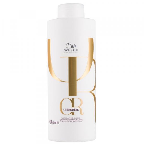 Wella Shampoo Luminous Oil Reflections Professionals 1000 Ml