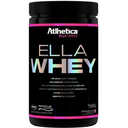 Whey 600g - Atlhetica Nutrition