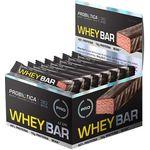 Whey Bar 40g Caixa C/ 12 Unidades - Probiotica