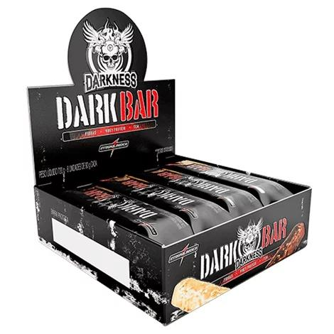 Whey Bar Darkness 8un X 90G Integralmedica