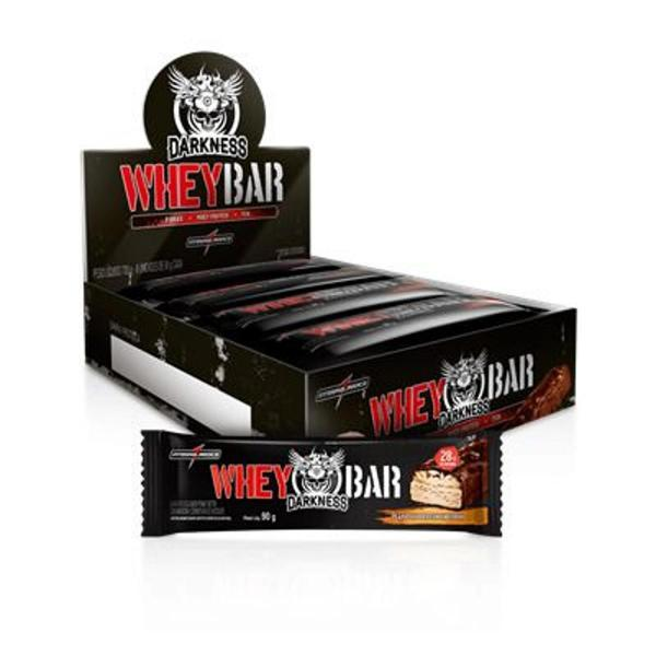 Whey Bar Darkness 90g C/ 8 Un. - IntegralMédica