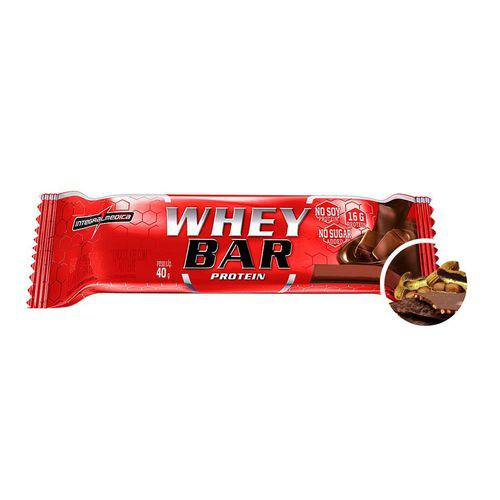Whey Bar Integralmedica 40g
