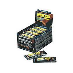 Tudo sobre 'Whey Bar Low Carb - 24 Barras - Chocolate - Probiótica'