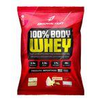Whey Concentrado 100% Body Whey - Body Action - 900g
