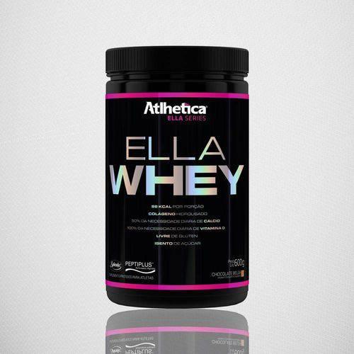 Whey Ella (600g) - Atlhetica Nutrition